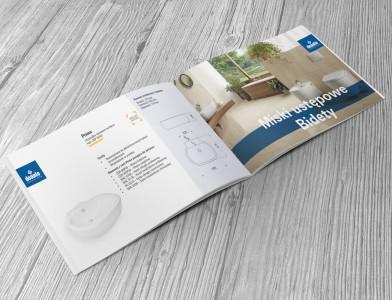 projektowanie katalogów reklamowych Łódź