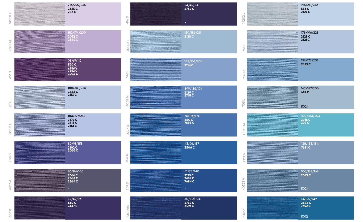Kolory przędz bawełnianych do skarpetek na zamówienie