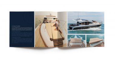 Projektowanie graficzne katalogów produktowych łodzi motorowych