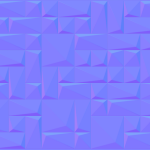 tworzenie tekstur dla architektów-TEX Tubądzin Berlin-BumpNormals