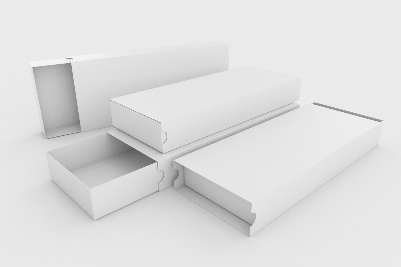 Sockenverpackung für kundenspezifische Multipack ohne Druck3 pak