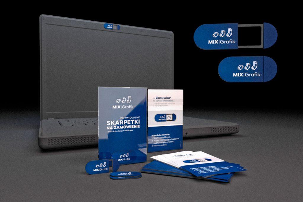 Zaślepki na kamerę internetową-camera cover z logo MIXgrafik-1200