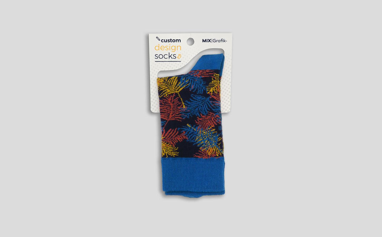 Socken mit Griff - Umweltzeichen